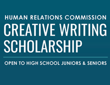 Creative Writing Scholarship Open to High School Juniors and Seniors