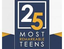 25 Most Remarkable Teens