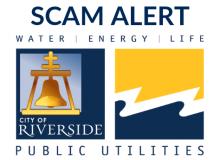 RPU Logo - Scam Alert