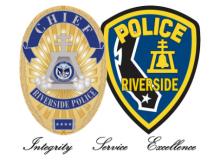 riverside police department logo