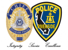 riverside police department logo