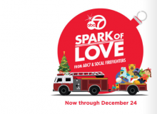Spark of Love flyer
